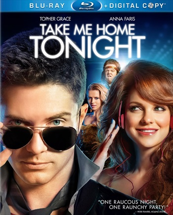 Download Take Me Home Tonight 2011 Dual Audio BluRay 300mb