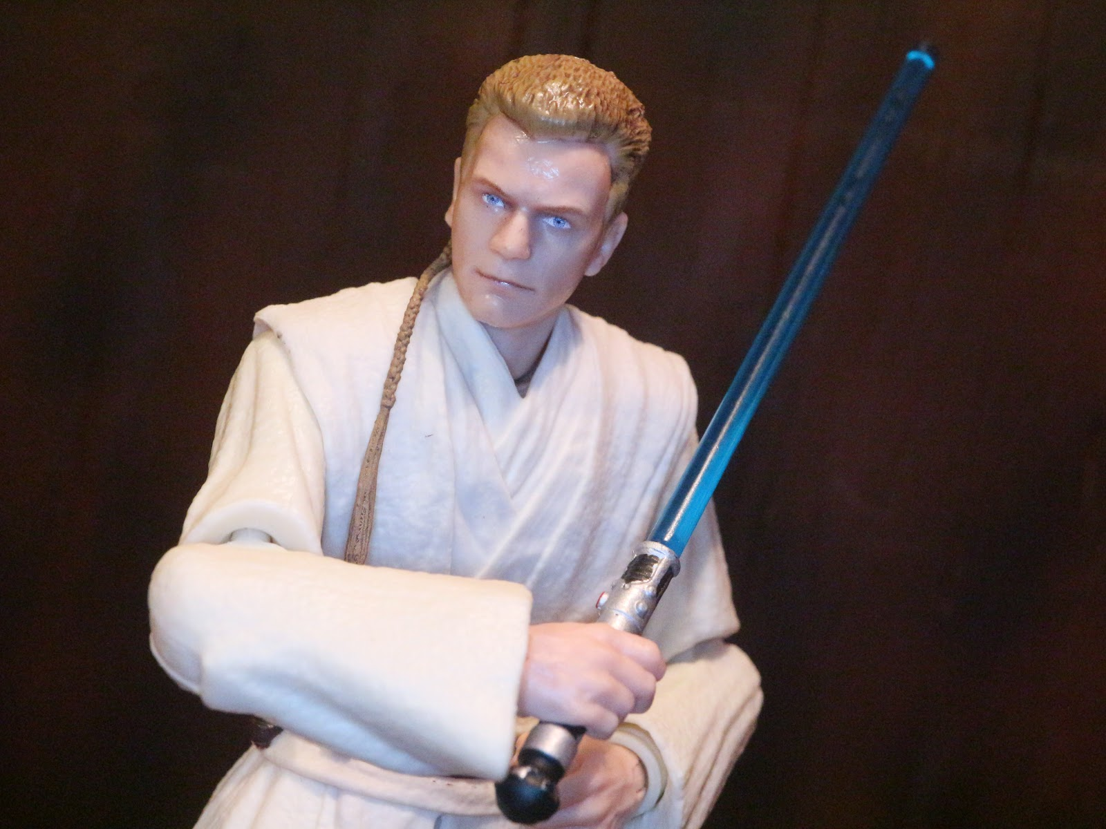 Action Figure Barbecue Action Figure Review Obi Wan Kenobi Padawan From Star Wars The Black Series Phase Iii By Hasbro