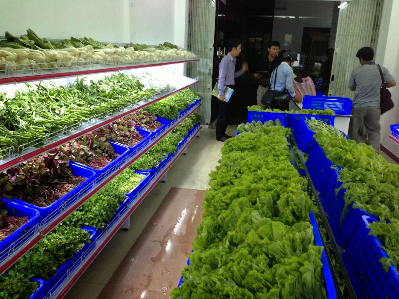Xin giấy phép vệ sinh an toàn thực phẩm cho cơ sở kinh doanh nông sản