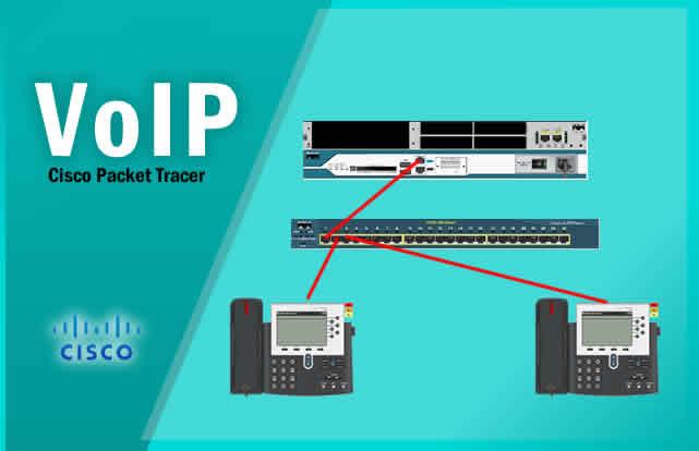 Cara Konfigurasi VoIP Pada Cisco Packet Tracer Terbaru
