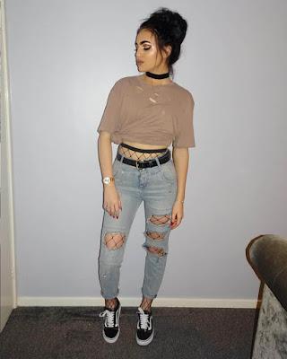 ropa tumblr juvenil de moda casual
