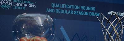 FIBA Champions League kura çekimi