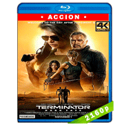 Terminator: Destino oculto (2019) Ultra HD BDRip 2160p Latino