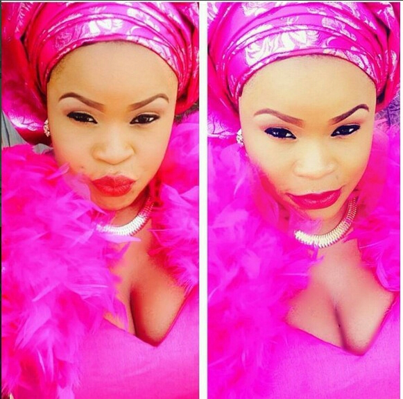Daniella Okeke Bares Major Cleavage And Butt In New Photos