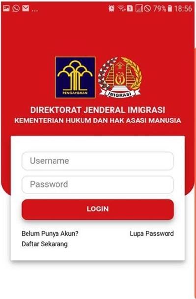 Aplikasi Antrian Paspor Online, Salah Pilih Tidak Bisa ...