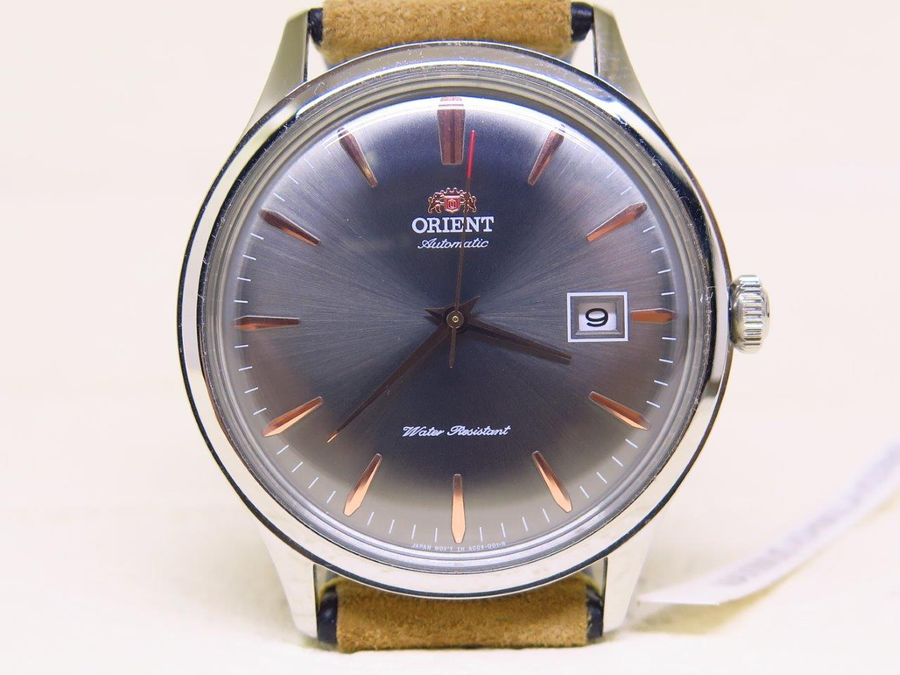 ORIENT BAMBINO GREY DIAL - AUTOMATIC