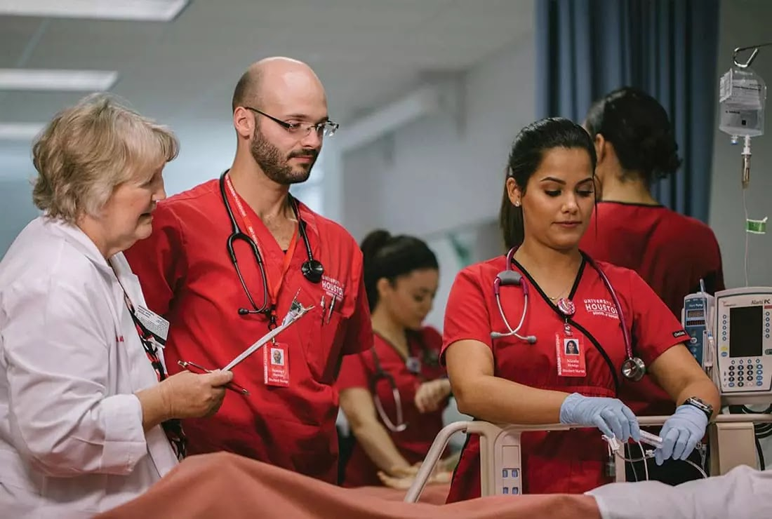 Nursing Programs in Houston