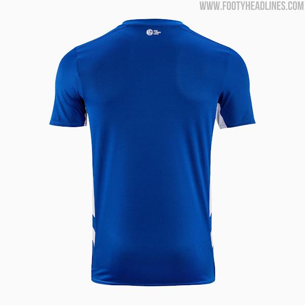 Schalke 04 21-22 Home Kit Released - Footy Headlines