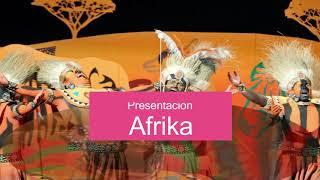 """Presentación con Letra Comparsa """"Afrika"""" de Luis Ripoll y Pepito Martinez (2014)"""