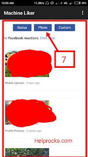 Facebook like kese badhaye