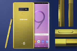 Galaxy Note 9 release date, specs and price