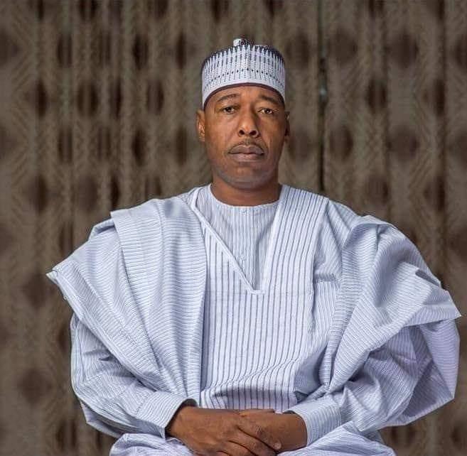 Addu'a Ga Prof Baba Gana Umara Zulum | muhdalbarnawi.com