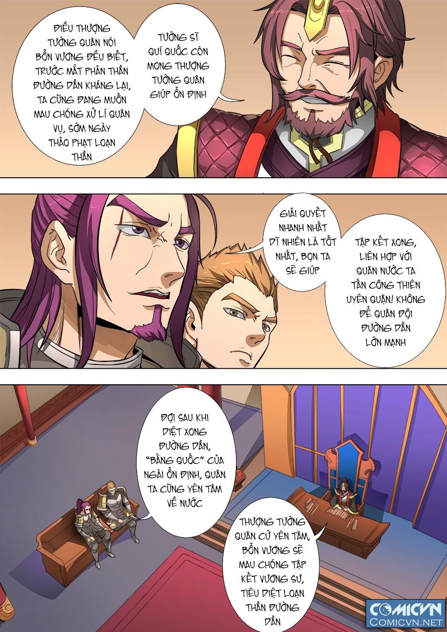 Đường Dần Tại Dị Giới Chap 187 - Trang 5