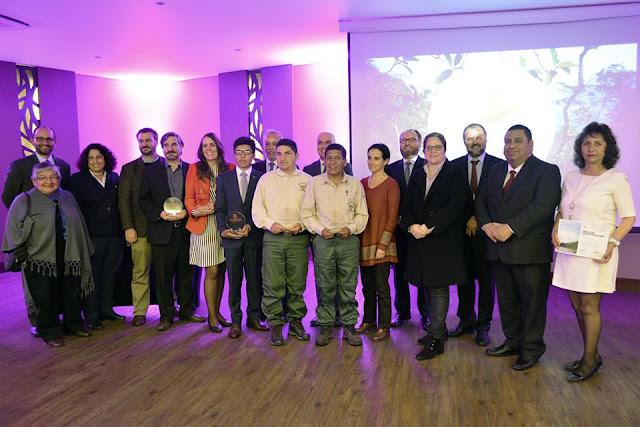 Premio de la conservación Perú