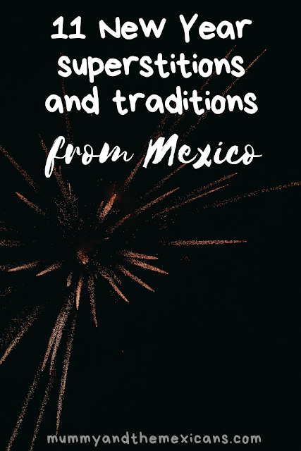 11 Mexican New Year Traditions And Superstitions