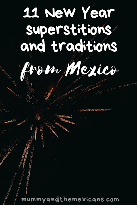 11 Mexican New Year superstitions and traditions