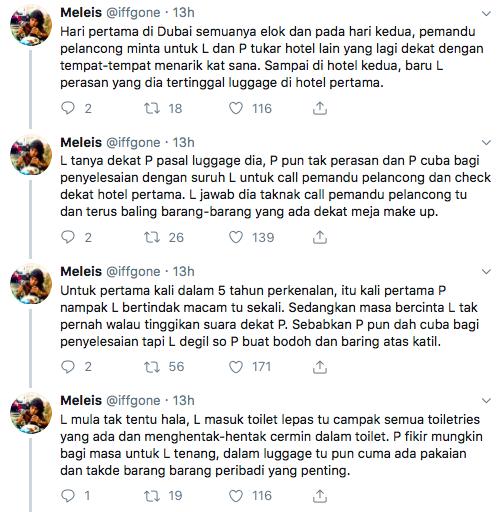 Pacaran 5 tahun, menikah hanya 5 bulan (Twitter)