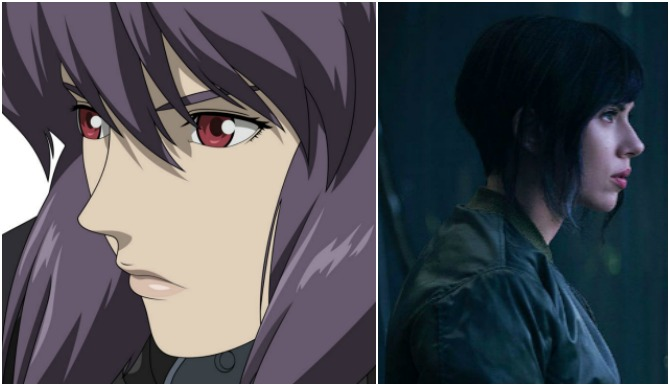 A Space Blogyssey Ghost In The Shell Casting Controversy