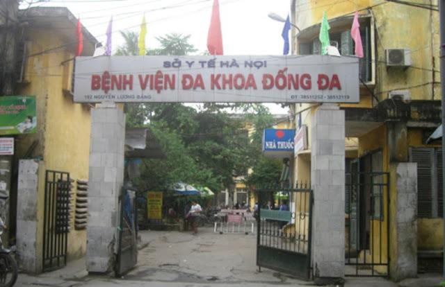 Bệnh viện Đa khoa Đống Đa