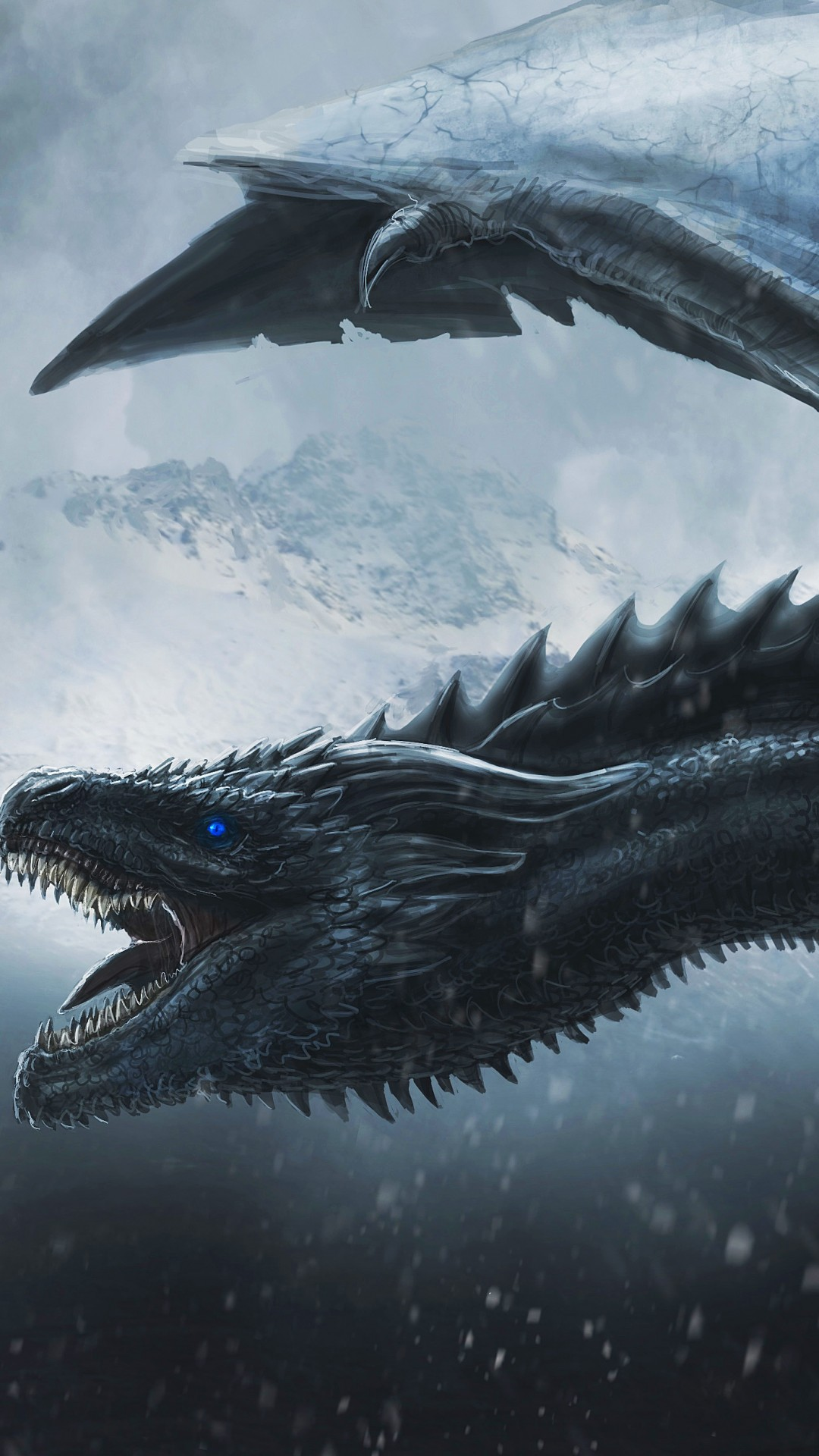 Night King Dragon Game Of Thrones