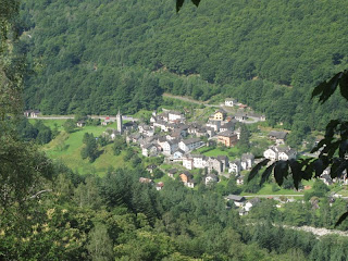 Broglio - Endpunkt unserer Wanderung