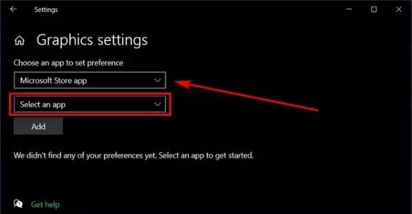 Cara Setting GPU Untuk Aplikasi Tertentu di Windows 10-5