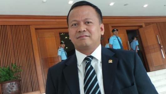 Edhy Prabowo, Wakil Ketua Umum Partai Gerakan Indonesia Raya.