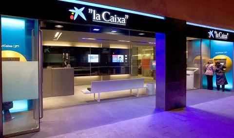 Agence La Caixa