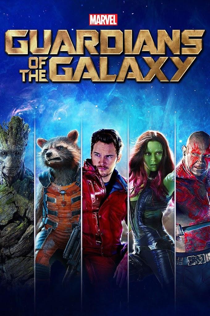 Download Guardians of the Galaxy (2014) Dual Audio {Hindi-English} 480p [320MB] || 720p [900MB]