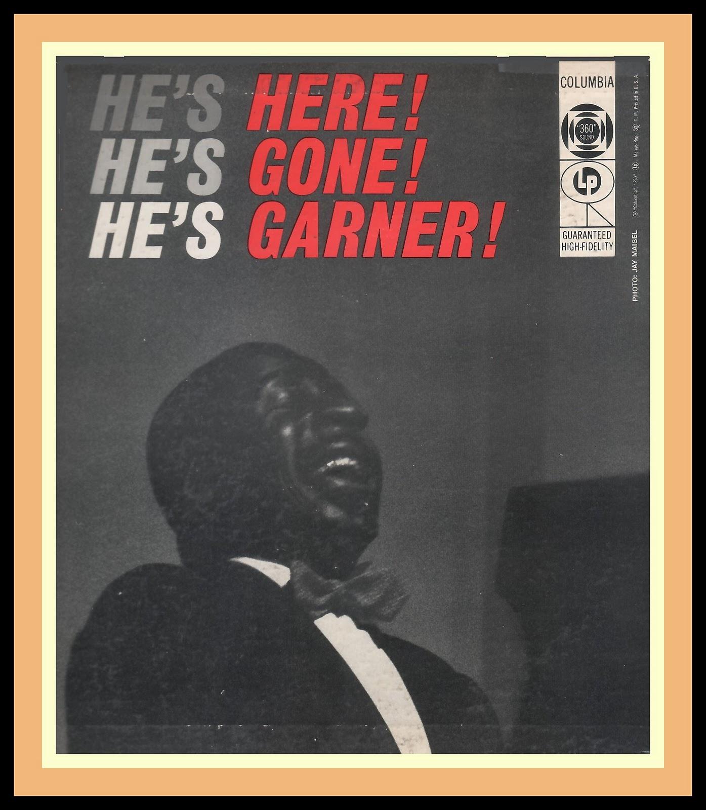 Jazz Profiles: Erroll Garner: The Nonpareil