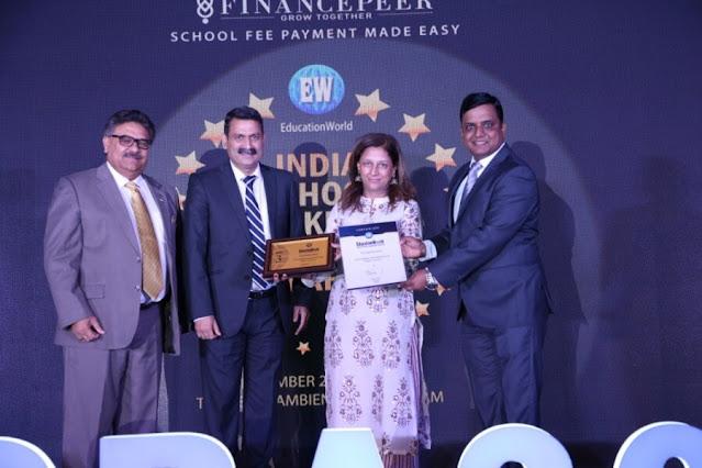 Award to Ecole Globale