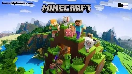 تحميل Minecraft Android آخر إصدار APK 2022