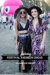 FESTIVAL FASHION 2017: HOW TO NAIL THE GLAM ROCK TREND THIS FESTIVAL SEASON