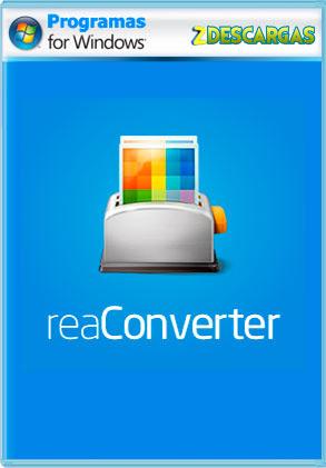 ReaConverter Pro 7 (2020) Full Español [Mega]