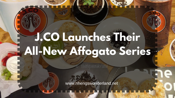 J.CO Launches Their All-New Premium Affogato Series