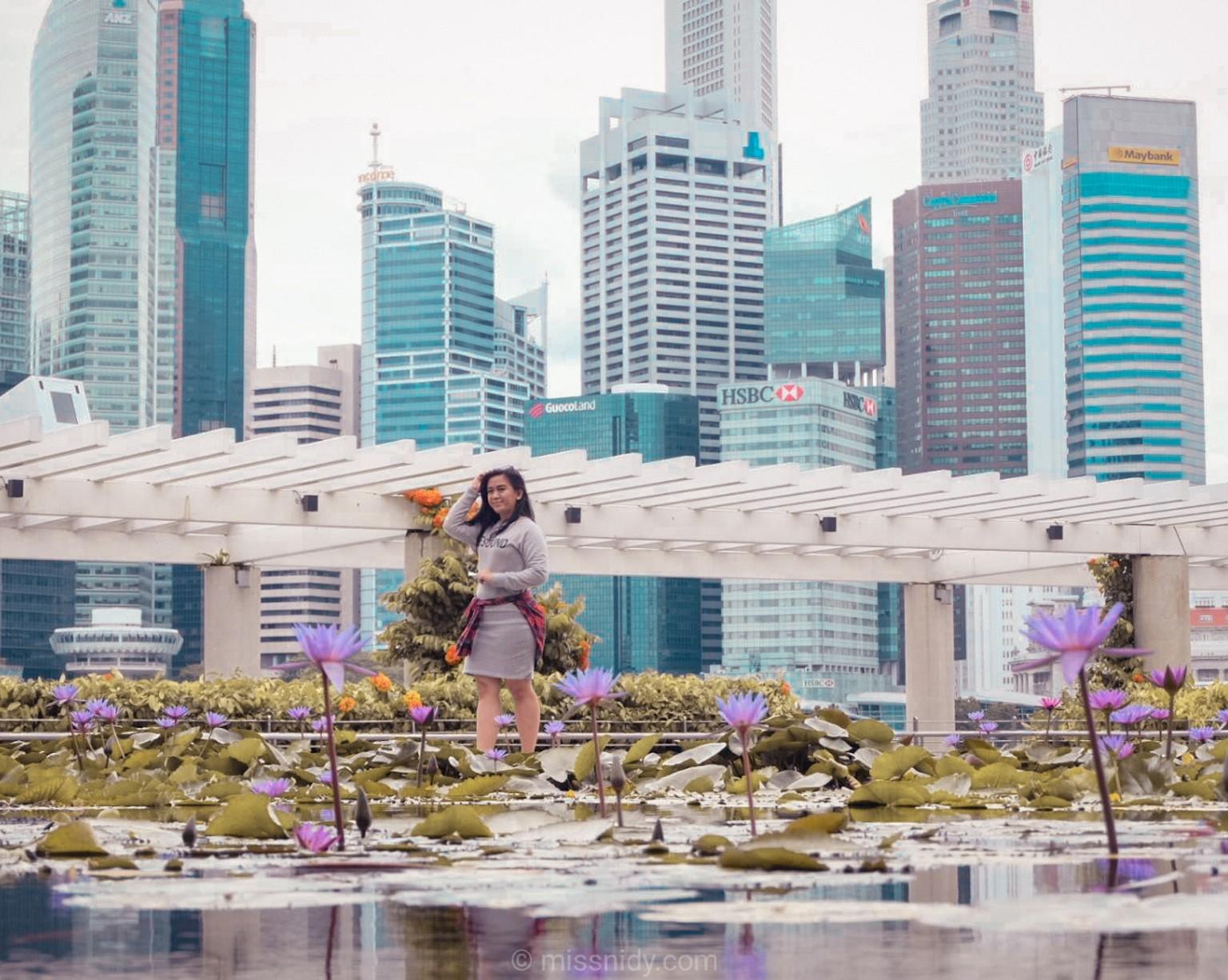 Travelling ke Singapura setelah pandemic covid-19 berakhir
