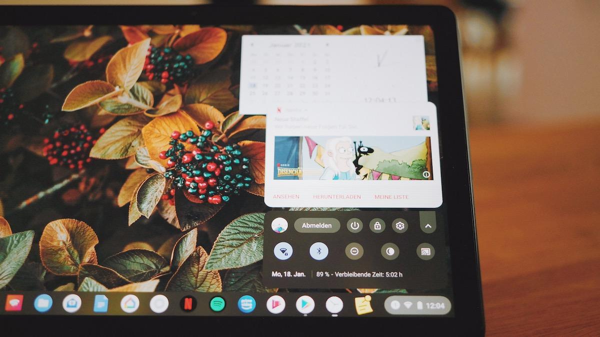 2021 | Das Jahr der Chromebooks | Die Homeoffice Rechner für Job, Schule und Studium setzen sich langsam durch