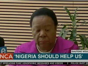 Xenophobia: Many Nigerians In Our Country Are Drug And Human Traffickers – S.A Minister