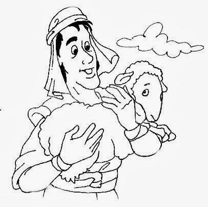 El Renuevo De Jehova: La Parabola de la oveja perdida - Imagenes ...