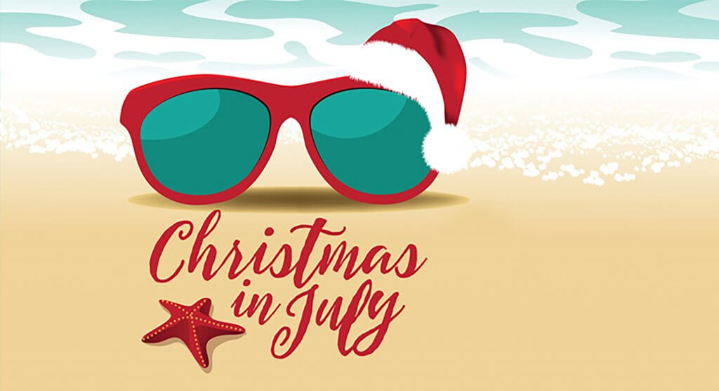 Christmas In July 2019 Images.The Lady Of The House Speaking Christmas In July 2019 Day Twenty