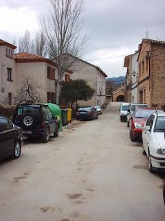 carretera acceso, Beceite, Beseit, 9