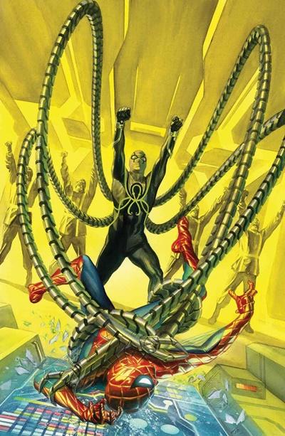 Otto Octavius se convirtió en Superior Octopus