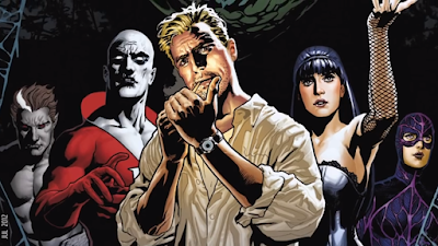 Arriva la Justice League Dark