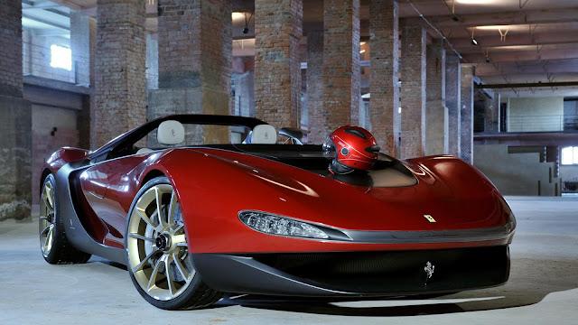 Ferrari Pininfarina Sergio - A worth-dreaming supercar