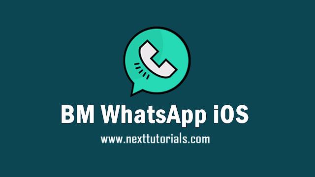 BM WhatsApp iOS v8.93.1 Apk Latest Version Android,intsall Aplikasi BM WA iOS X Terbaik 2021,tema bmwa ios keren,download whatsapp mod anti ban terbaik,