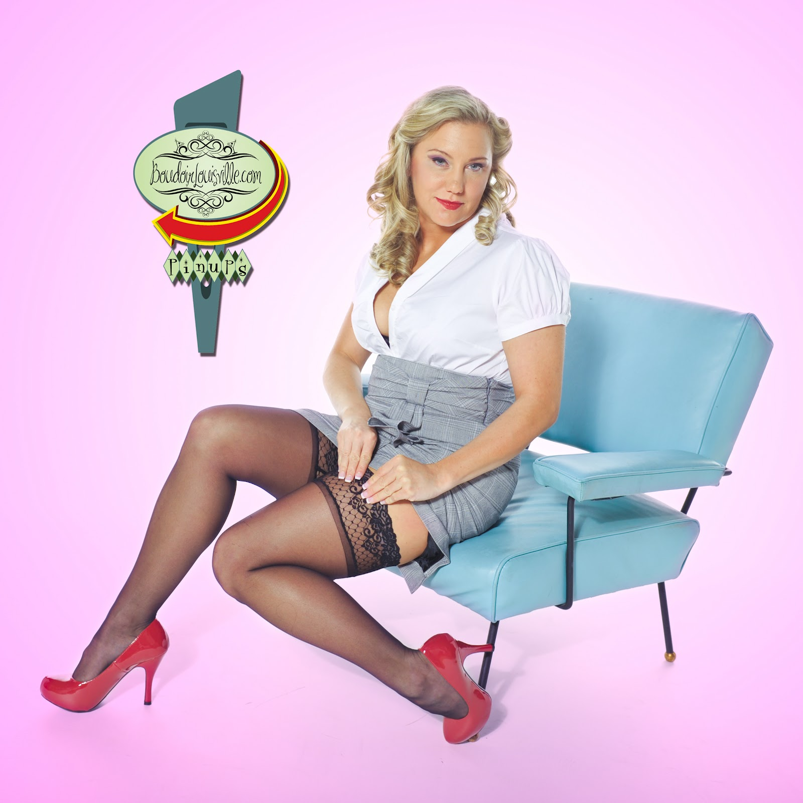 Louisville Boudoir And Pinup Photographers March 2012