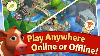 FarmVille 2: Country Escape Mod v13.9.4946 Apk Unlimited Money