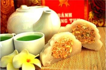 Bánh trung thu Như Lan - đậm đà hương Việt