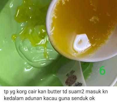 Kek Sponge Pandan Moist Premium Oleh Cikgu Azlina Ina