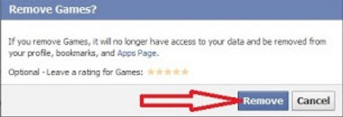 how to delete apps on facebook mobile